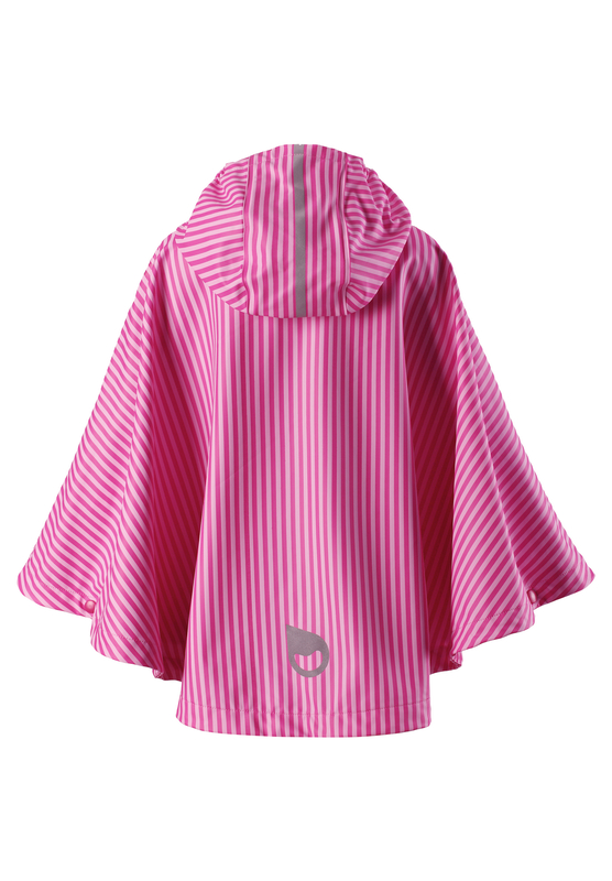 c5aec130 Familiebutikken, Reima, regnjakke, regnkåpe, regncape, rosa, jente ...