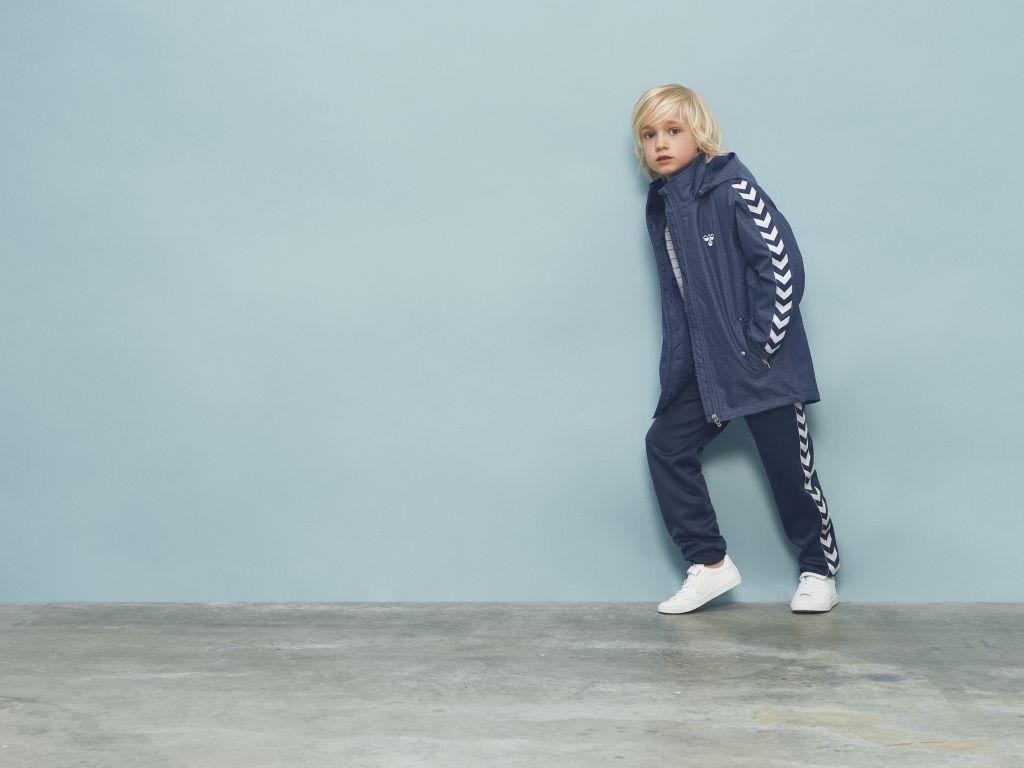 Hummel william jakke, gutteklær, kvalitetsklær, ytterklær