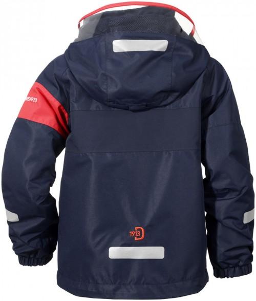 e96faa4a familiebutikken, didriksons, allværsjakke, jakke, gutt, kalix, blå ...