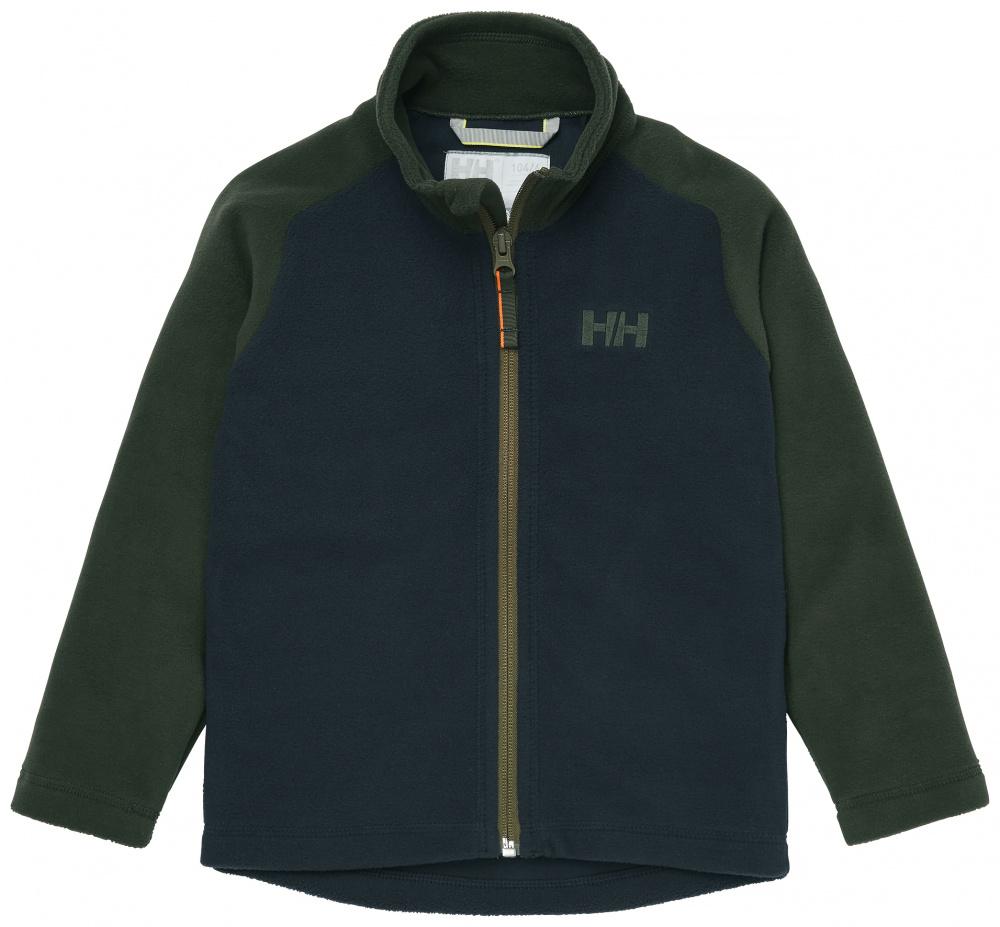 Helly Hansen Daybreaker 2.0 Jacket, fleecejakke barn Blå