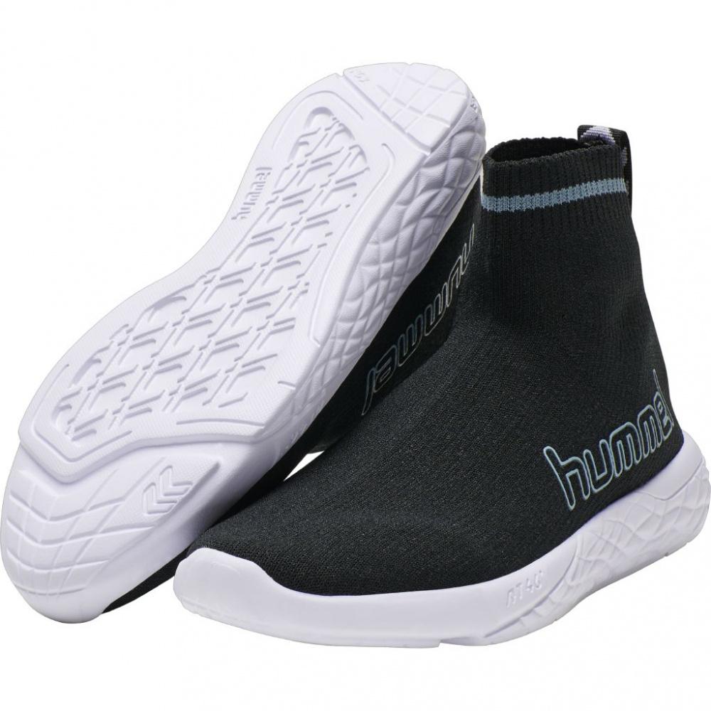 Sort Hummel Terrafly Sock Runner JR Sko Familiebutikken.no