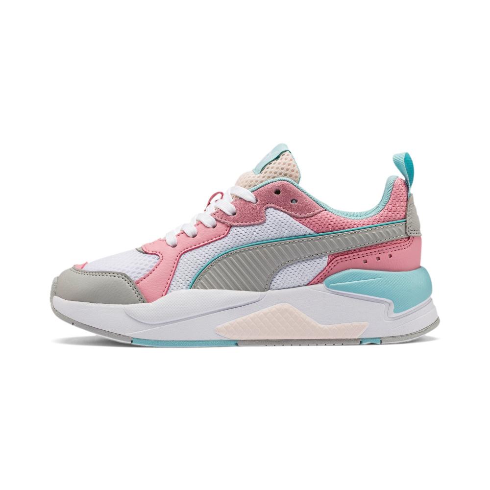 Sneakers, str. 37,5, Puma, Lyserød, God men
