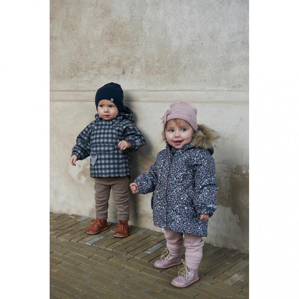 Blomstrete Wheat Mona Vinterjakke Baby Familiebutikken.no