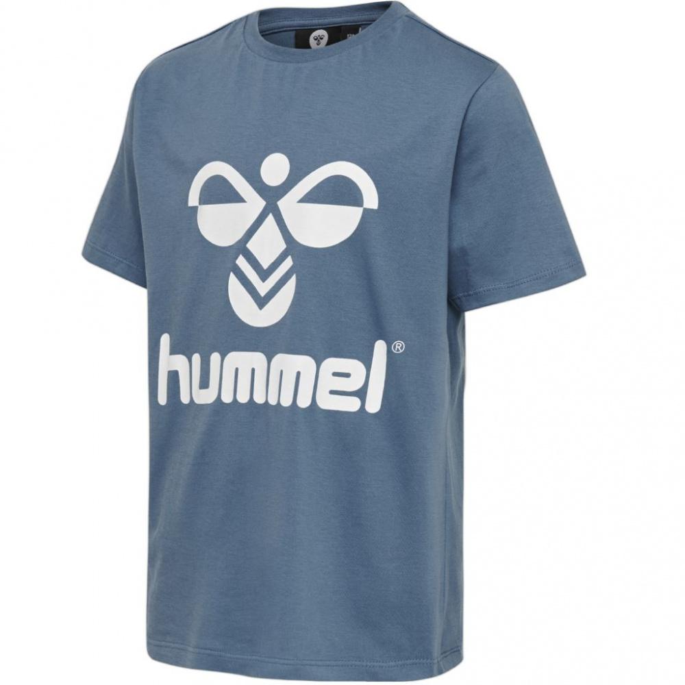 Blå Hummel Tres T Skjorte Familiebutikken.no