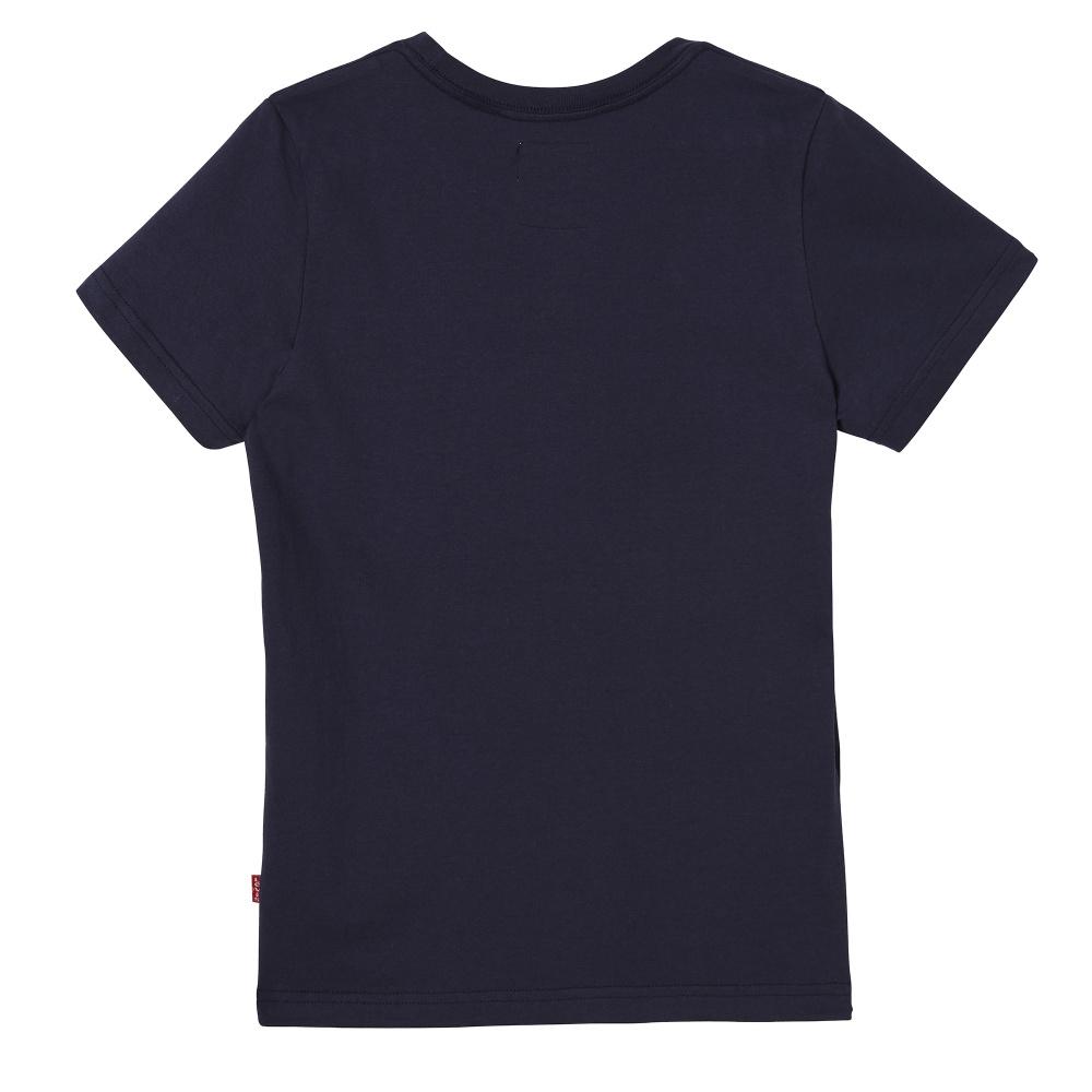 b21b4473 Mørk Blå Levis SS Tee Batwing T-skjorte - Familiebutikken.no