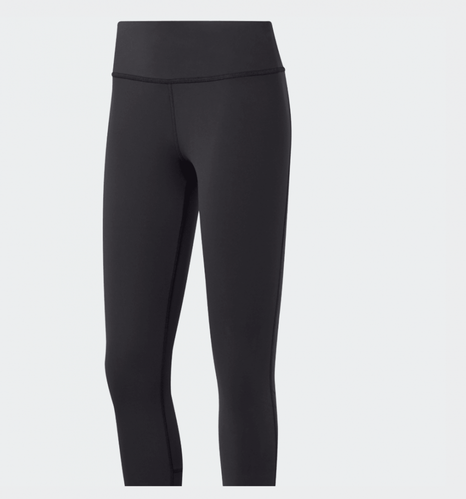 Sort Reebok TS Lux 34 2.0 Tights Familiebutikken.no