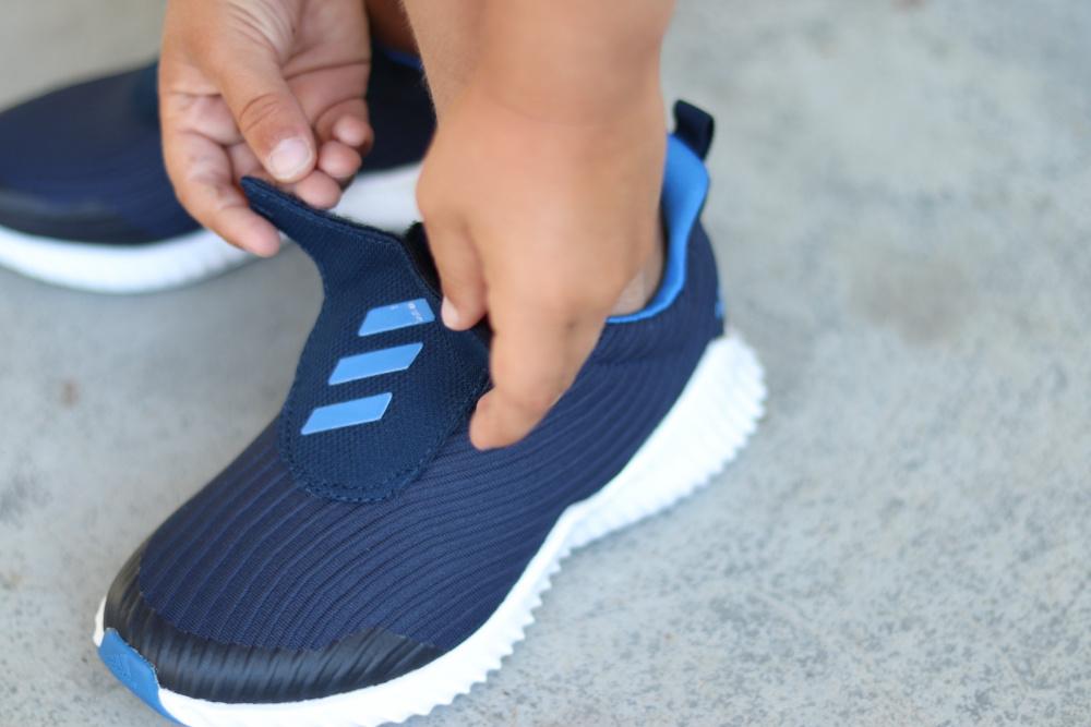 Adidas, adidas sko, sko, barne sko, cloudfoam