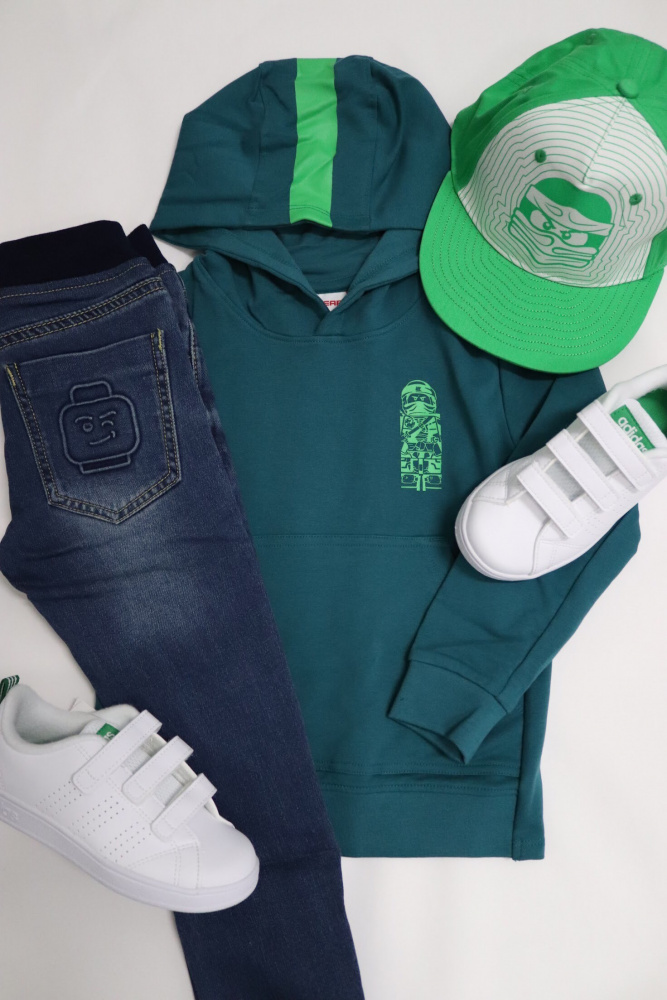 HvitGrønn Adidas Adv CL CMF C Sko Familiebutikken.no