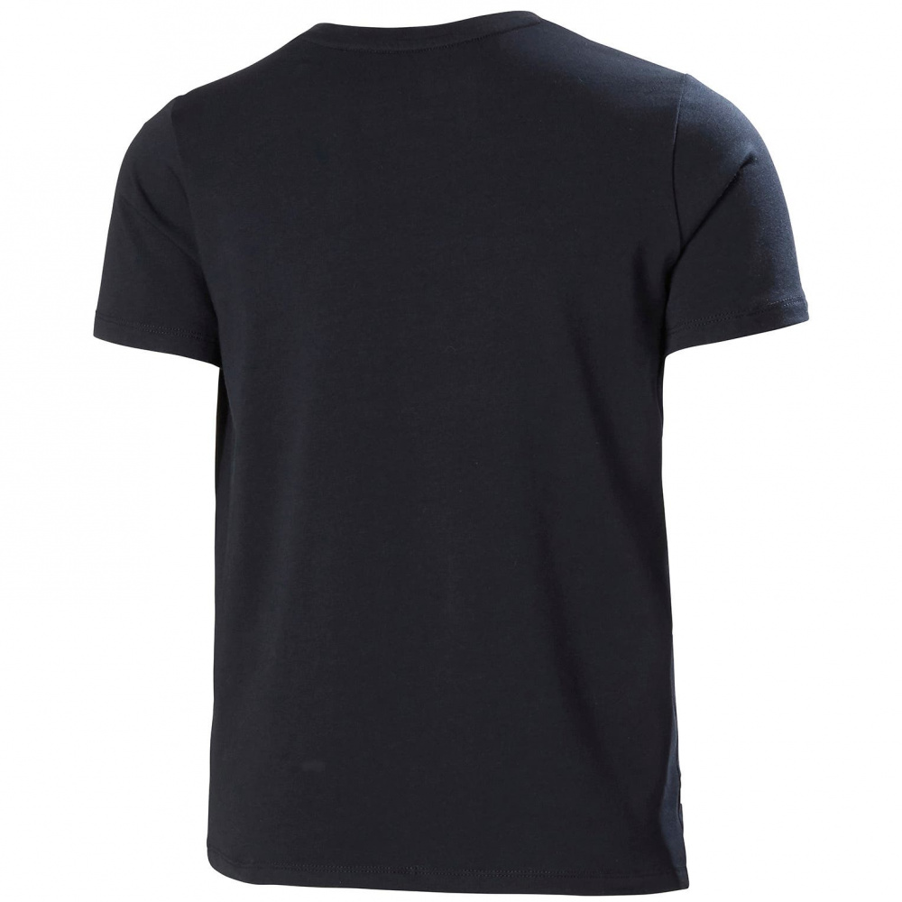 Navy Helly Hansen JR Active T skjorte Familiebutikken.no