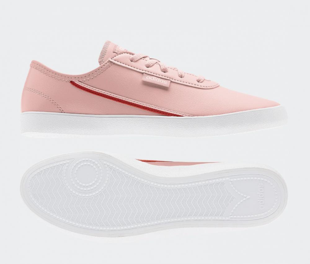 adidas sko lys rosa