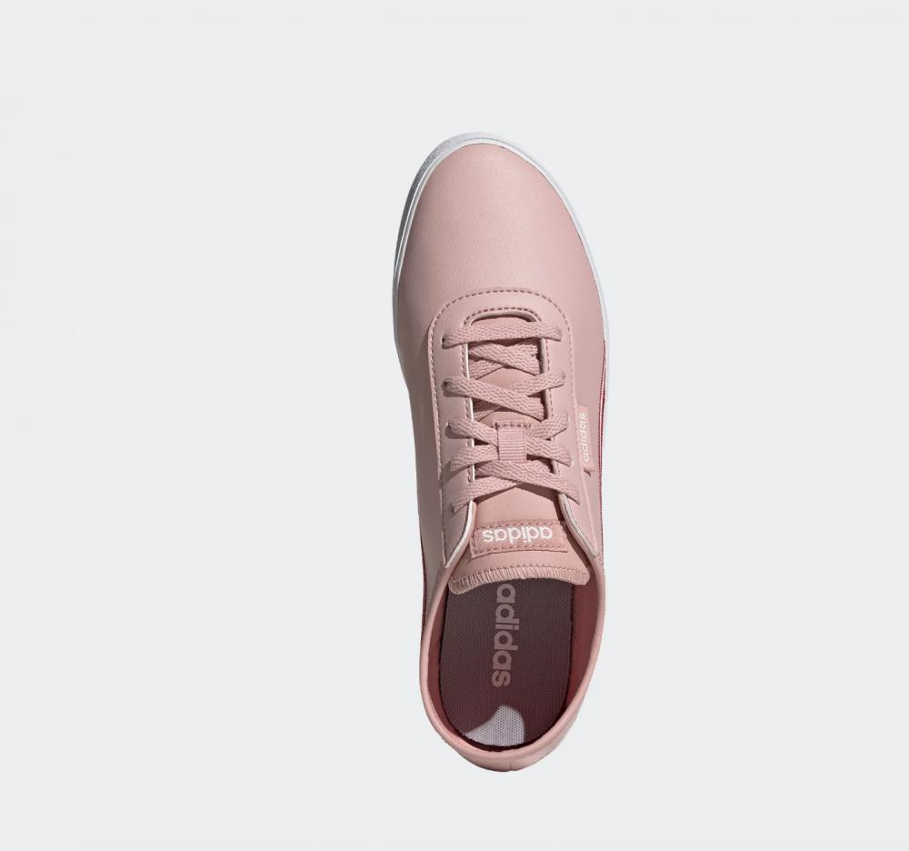 RosaFerskenfarget Adidas Courtflash X Sko Familiebutikken.no