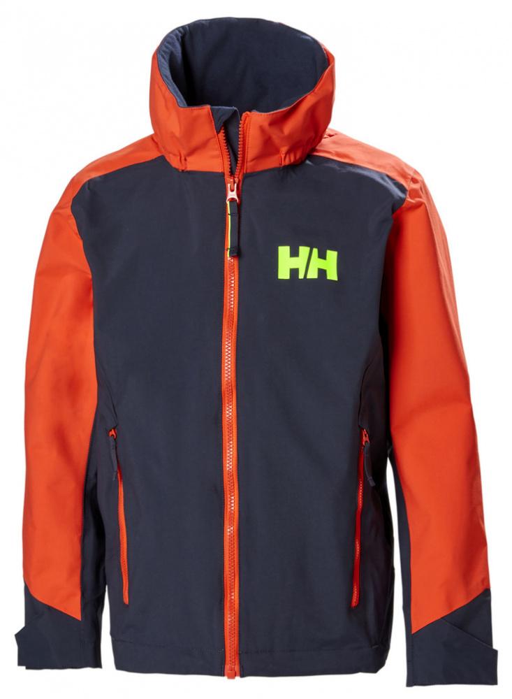 Melon Helly Hansen Jr Ridge Jakke Familiebutikken.no