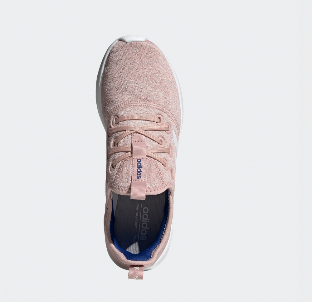 Rosa Adidas Cloudfoam Pure Sko Familiebutikken.no
